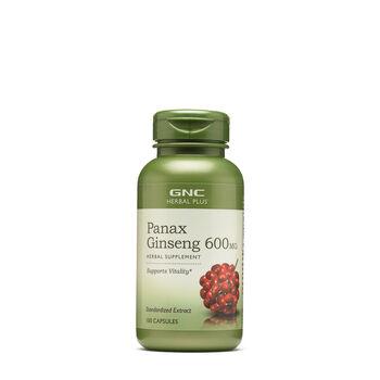 Panax Ginseng 600MG | GNC