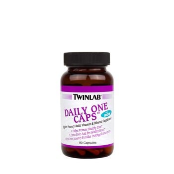 Daily One Caps™ | GNC