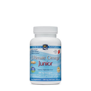 GNC Nordic Naturals Ultimate Mega Junior