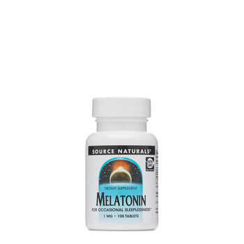 Melatonin 1 MG | GNC