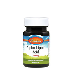 Alpha Lipoic Acid - 300 mg | GNC