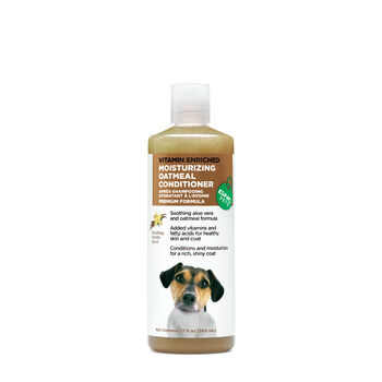 Moisturizing Oatmeal Conditioner - Soothing Vanilla Scent | GNC