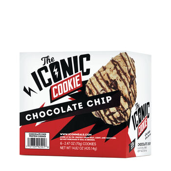 The Iconic Cookie - Chocolate ChipChocolate Chip | GNC