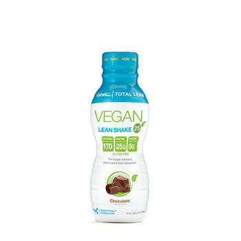 Vegan Lean Shake™ 25 - ChocolateChocolate | GNC