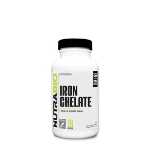 Iron Chelate | GNC