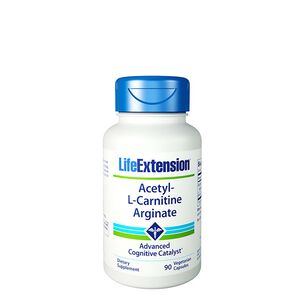 Acetyl-L-Carnitine Arginate | GNC