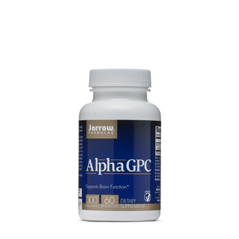 Alpha GPC | GNC