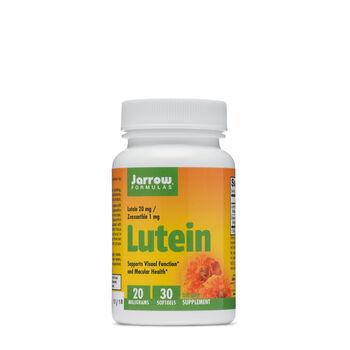 Lutein 20 Milligrams | GNC