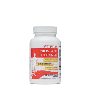 SUPER PROSTATE CLEANSE™ | GNC