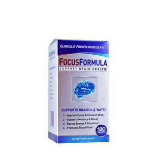 Focus Formula® | GNC