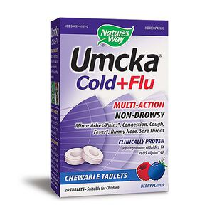 Umcka® Cold + Flu - Berry Flavor | GNC