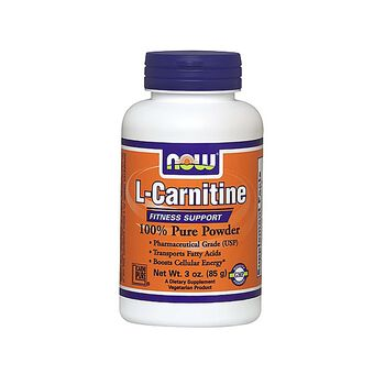 L-Carnitine 100% Pure Powder | GNC