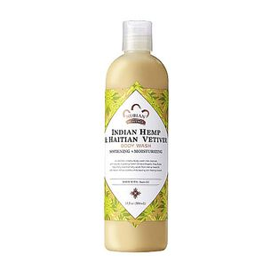 Indian Hemp & Haitian Vetiver Body Wash | GNC