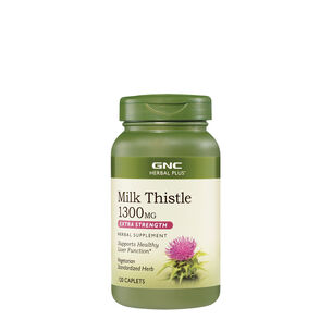 Milk Thistle 1300mg | GNC