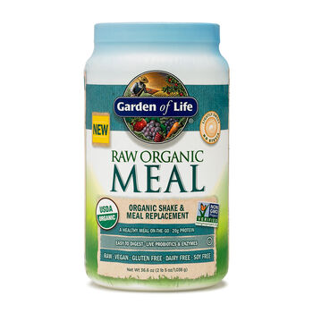 Raw Organic Meal - UnflavoredUnflavored | GNC