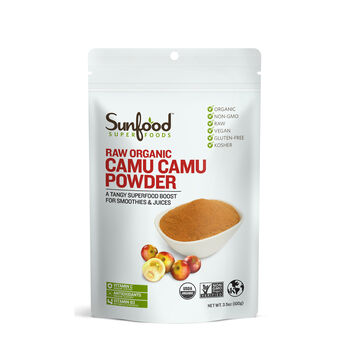 Raw Organic Camu Camu Powder | GNC