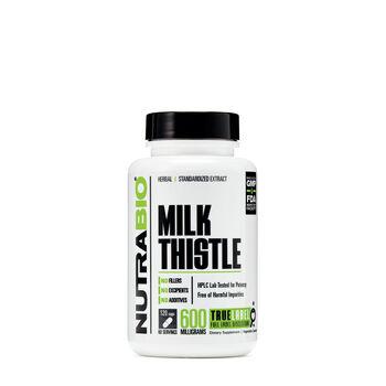 Milk Thistle - 600 mg   GNC