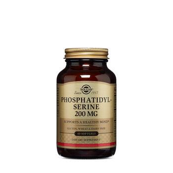 Phosphatidylserine 200 mg | GNC