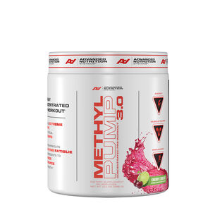 Methyl Pump Concentrated Pre-Workout 3.0 - Cherry Limeade | GNC