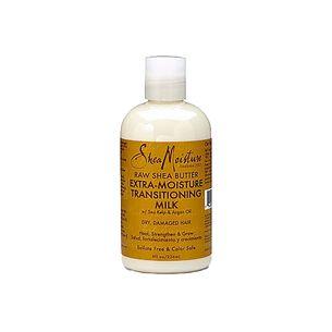 Raw Shea Butter Extra-Moisturizing Transitioning Milk with Sea Kelp & Argan Oil | GNC