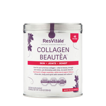 Collagen Beautèa™ - White Tea and Hibiscus | GNC