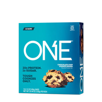 Protein Bar - Chocolate Chip Cookie DoughChocolate Chip Cookie Dough | GNC