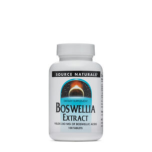 Boswellia Extract 243 MG | GNC