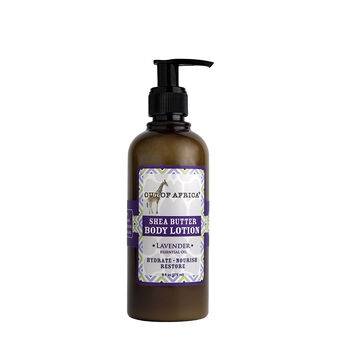 Shea Butter Body Lotion - Lavender   GNC