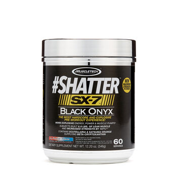 #Shatter™ SX-7™ Black Onyx™ - Ice Rocket FreezeIcy Rocket Freeze | GNC