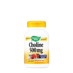 Choline 500 mg | GNC