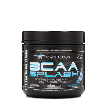 BCAA Splash™ - Blue RaspberryBlue Raspberry | GNC