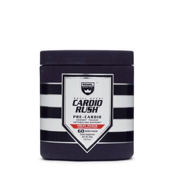 Cardio Rush™ - Fruit PunchFruit Punch | GNC