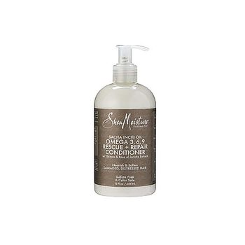 Sachi Inchi Oil Omega 3, 6, 9 Rescue + Repair Conditioner with Quinoa & Rose of Jericho Extracts | GNC