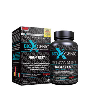 High Test | GNC