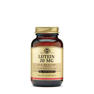 Lutein 20 mg | GNC