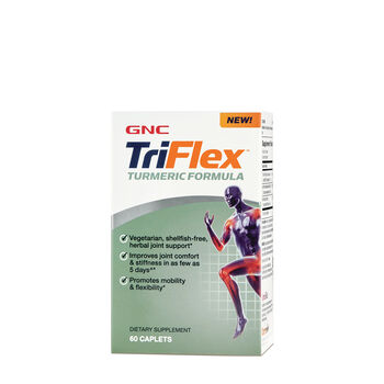 TriFlex™ Turmeric Formula | GNC