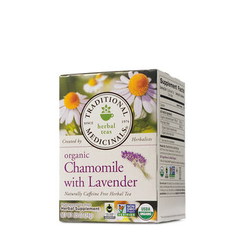Chamomile with Lavender | GNC