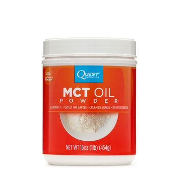 MCT Oil Powder | GNC