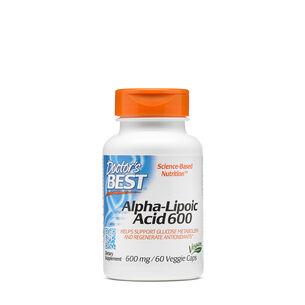 Alpha-Lipoic Acid 600 | GNC