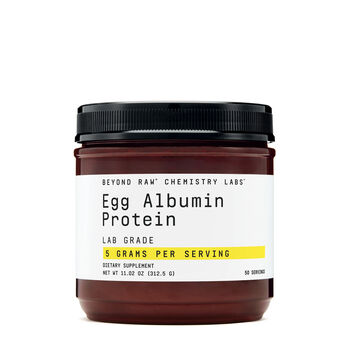 Chemistry Labs™ Egg Albumin Protein | GNC
