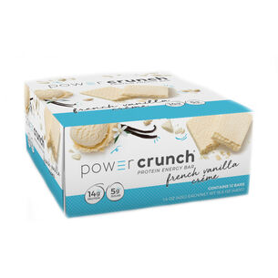 Power Crunch® - French Vanilla CremeFrench Vanilla Creme | GNC