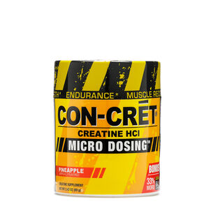 Creatine HCL - Pineapple - 33% More | GNC