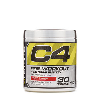 C4® - Fruit PunchFruit Punch | GNC