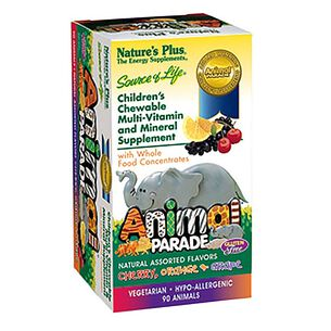 Animal Parade Assorted Chew - Fruit Flavor | GNC