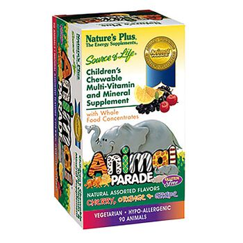 Animal Parade Assorted Chew - Fruit Flavor | GNC