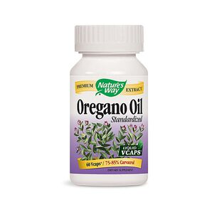 Oregano Oil 75-85% Carvicol | GNC