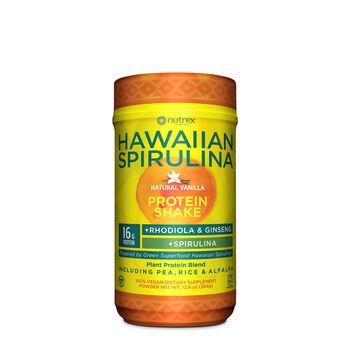 Hawaiian Spirulina Protein Shake - Natural Vanilla | GNC