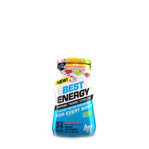 Best Energy™ - Fruit PunchFruit Punch | GNC