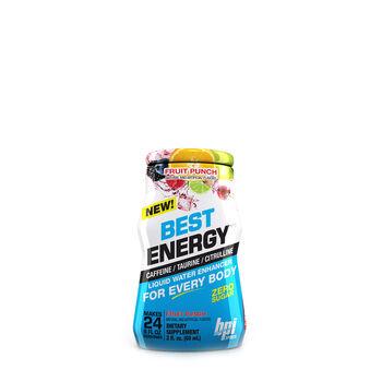 Best Energy™ - Fruit PunchFruit Punch | GNC