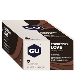 Energy Gel - Espresso LoveEspresso Love | GNC